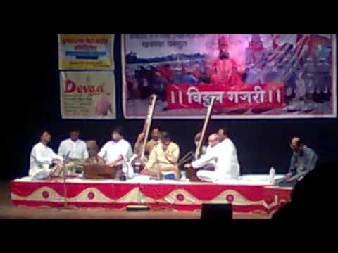 Ajitkumar Kadkade Ji & Upendra Bhat Ji Singing Jai Jai Rama...
