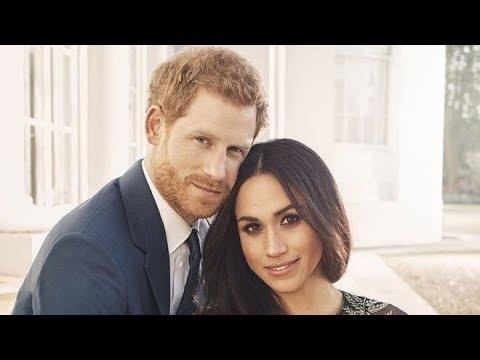 Недовольный вид Елизаветы II подпортил свадебную церемонию принца Гарри и Меган Маркл