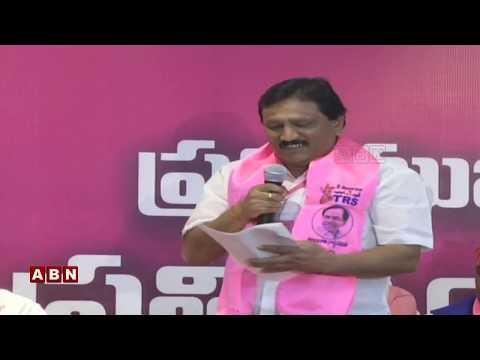 Minister KTR Speech At Telangana Bhavan || ABN Telugu