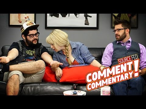 I LIKE TURTLES! It's COMMENT COMMENTARY #128