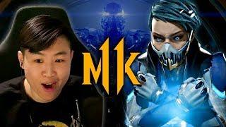 Mortal Kombat 11 - Frost Gameplay Reveal!! [REACTION]