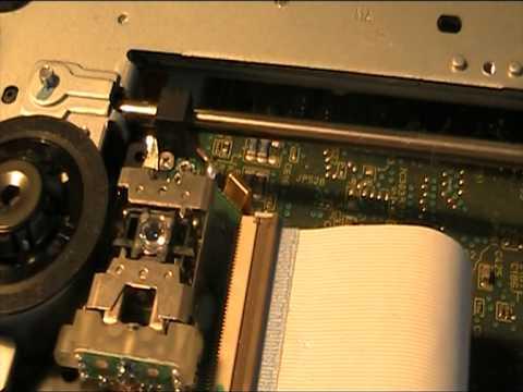 Видео как проверить дисковод на работоспособность на ноутбуке
