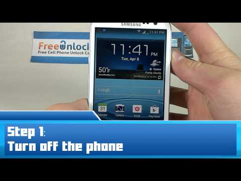 How to Unlock Samsung Galaxy Phones FREE   FreeUnlocks.com [LEGIT!]