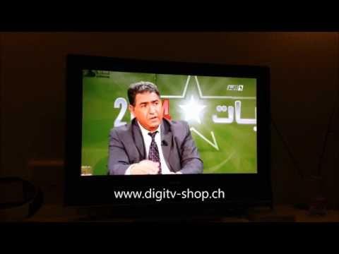 La télévision algérienne par internet / Algerisches Fernsehen live via Internet