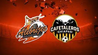 Alebrijes Oaxaca vs Cafetaleros   Jornada 4 Apertura 2019   Ascenso MX