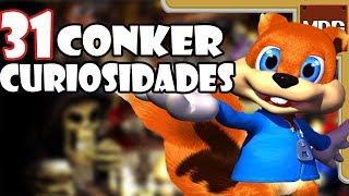 31 Curiosidades de Conker