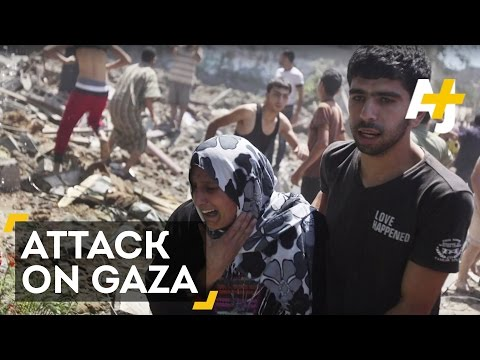 What The Media Isnt Telling You About Israels Attack On Gaza