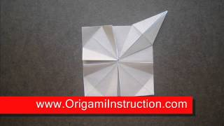 Origami Table Base