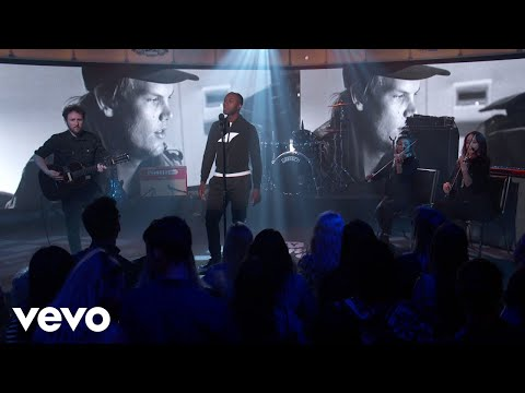 Avicii - Wake Me Up (Live From Jimmy Kimmel Live!/2019) Ft. Aloe Blacc, Mike Einziger