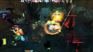 Crazy final teamfight by PR vs Na`Vi @ Starladder 8