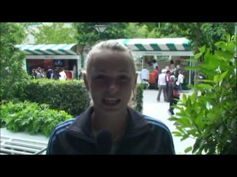 Caroline Wozniacki Answers Your Questions