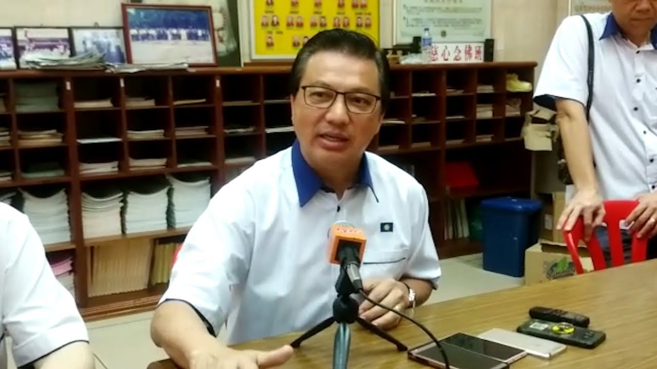 Liow: I was just performing my duty
