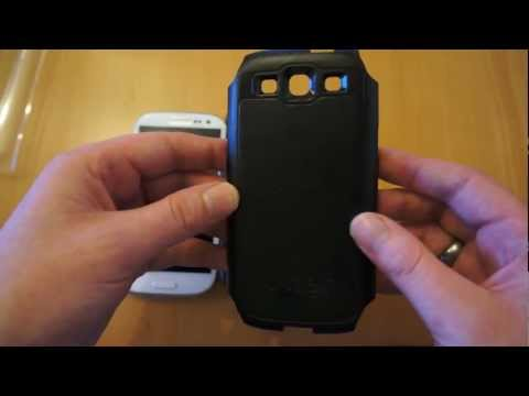 Otterbox Commuter Samsung Galaxy S3 Case Review