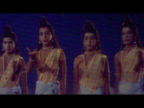 Roja Ramani, S.V. Ranga Rao, Bhakt Prahlad - Scene 1/20