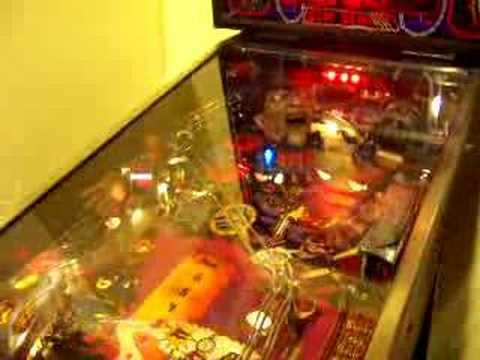 Nightmare on Elm Street Pinball