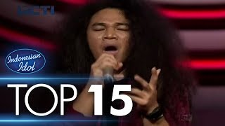 Chandra Nakal Gigi Top 15 Indonesian Idol 2018