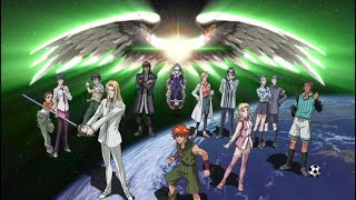 "Sousei no Aquarion OP - Genesis of Aquarion ""Akino ft. bless4"" (Türkçe Altyazılı)"