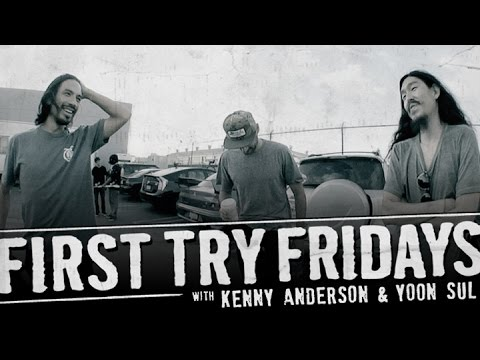 Kenny Anderson - First Try Friday