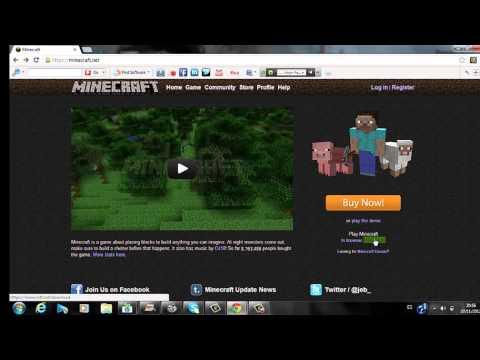 como descargar minecraft pagina oficial