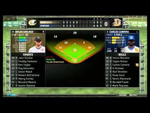 Baseball-MLB 14 The Show-Road To The Show 14-Slider Throwing Weenie-MLB The Show 14!
