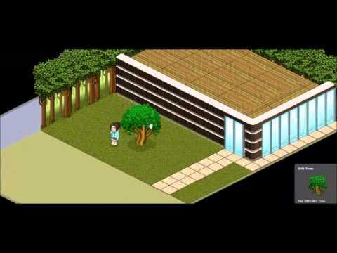 Habbo - Como Construir Uma Casa ( Construção Relampago )