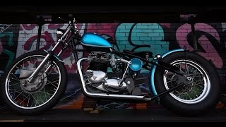 Motor-View: Throttle Roll - Cafe Racers / Sydney 2015 - Sampler - HD SlideShow