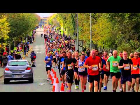 Pounding the Streets - The 2014 SSE Airtricity Dublin Marathon