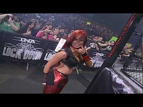 Lockdown 2008: Queen Of The Cage Match