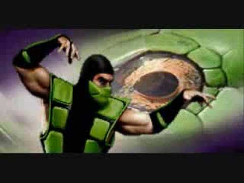 Mortal Kombat Reptile Theme Song Music Videos
