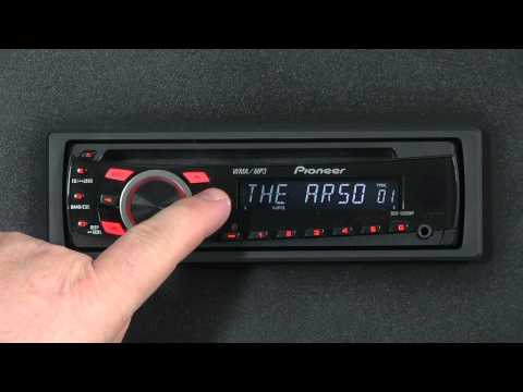 FAQ- DEH-1300MP- MP3 and WMA Playback