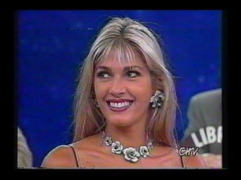 Catherine Fulop en Horangel y los 12 del signo, Programa Completo 1994