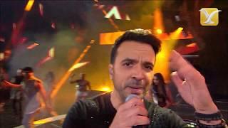 Download Lagu LUIS FONSI - Échame La Culpa - Festival de Viña del Mar 2018 HD Gratis STAFABAND