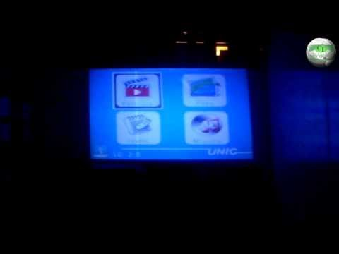 Mini proyector LED 48 lumens HDMI VGA SD AV USB Control remoto