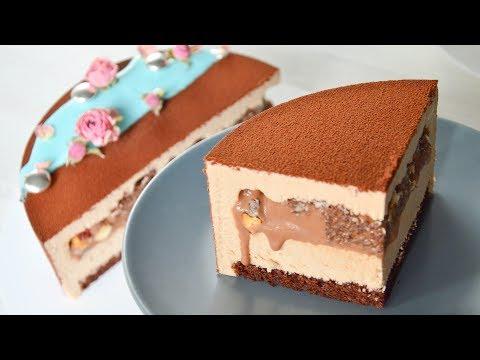 Шоколадно - Ореховый ТОРТ ☆ ДИАБЕЛЛА