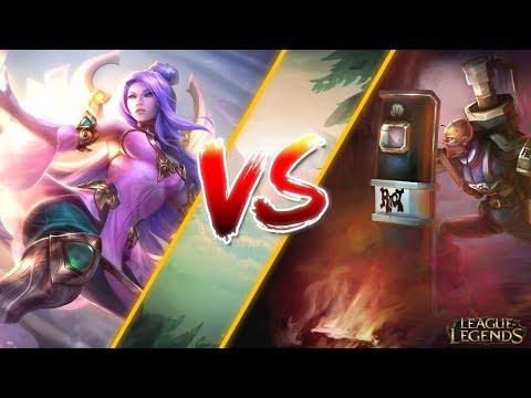 Irelia Top vs Singed | S7 Season 7 | High Elo Summoners Rift 5v5 Ranked Gameplay