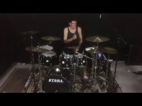 Hey Mama - David Guetta - Drum Cover (Drums Only) - Gerry Heneghan