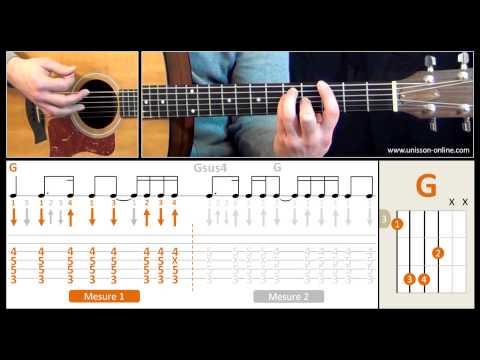 Jouer Creep (Radiohead) - Cours Guitare. Tuto + Tab