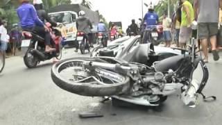 Tai nạn giao thông thảm khốc tại Giồng Trôm Bến Tre