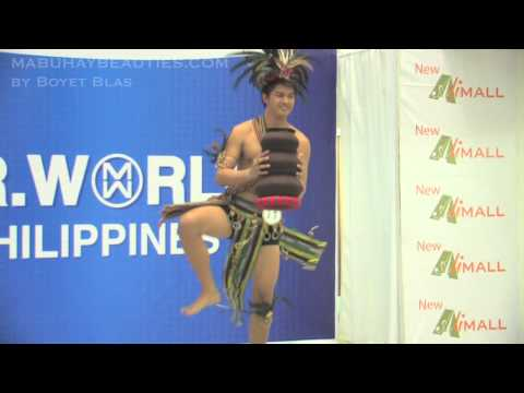 MR. PHILIPPINES WORLD Talent Competition - The Performances
