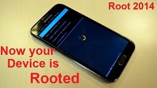 How to Root ANDROID device Without Computer 2014