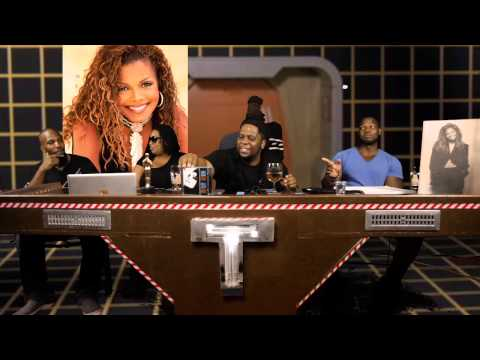 Black Tribbles TV - BTTV #007: NEW Janet Jackson ALBUM??? We Miss You Much...