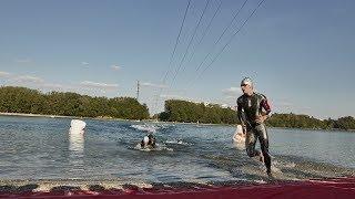 Aquathlon European Championships Bratislava 2017 (Official video) - 27.5.2017
