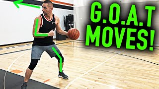 How To: Unstoppable Michael Jordan Post Moves | Basketball Signature Moves