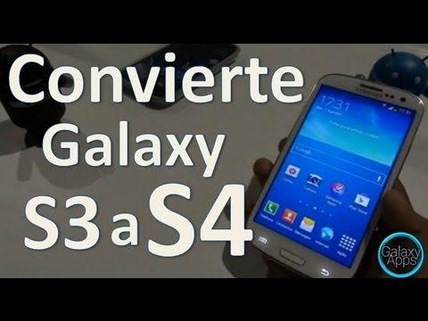 (How To) Convierte tu Galaxy S3 a un Galaxy S4 (Español Mx)