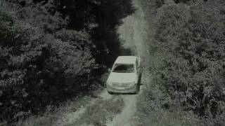 VW AMAROK - 4WD special - 45° uphill and downhill -