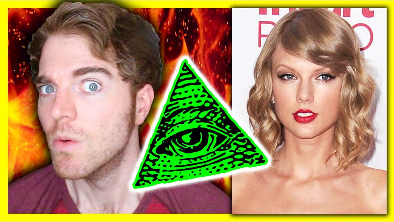 CELEBRITY CONSPIRACY THEORIES 4