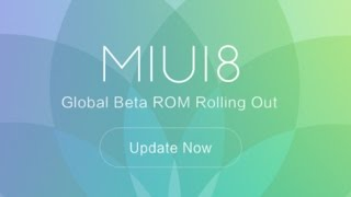 MIUI 8 update .. new great features || redmi note 3