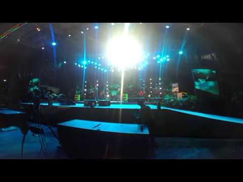 Beta - Sharing (ost. Cahaya Dari Timur Movie) At Jakarta Fair 2014 video