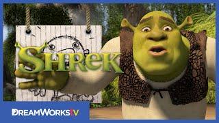 Don't look! Shrek's Ugliest Selfie | NEW SHREK