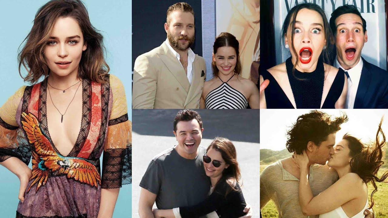 Boys Emilia Clarke Has Dated - (Game Of Thrones)